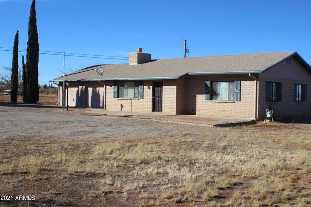4165 E Gardner Street, Sierra Vista, AZ 85650 (MLS #6190371) :: Devor Real Estate Associates
