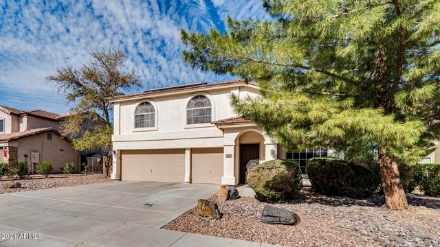 456 E Poncho Lane, San Tan Valley, AZ 85143 (MLS #6190377) :: The Copa Team | The Maricopa Real Estate Company