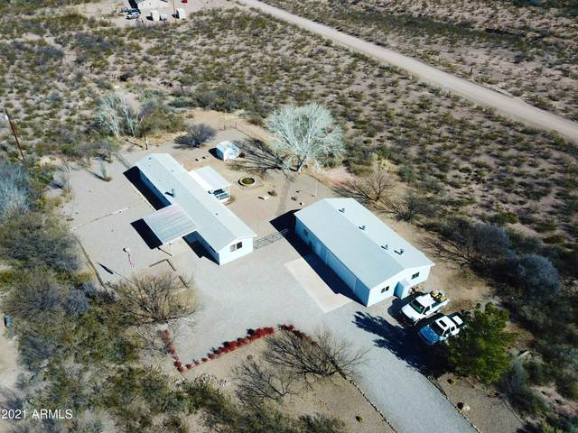 1981 N Willcox Road, Huachuca City, AZ 85616 (MLS #6190468) :: Yost Realty Group at RE/MAX Casa Grande