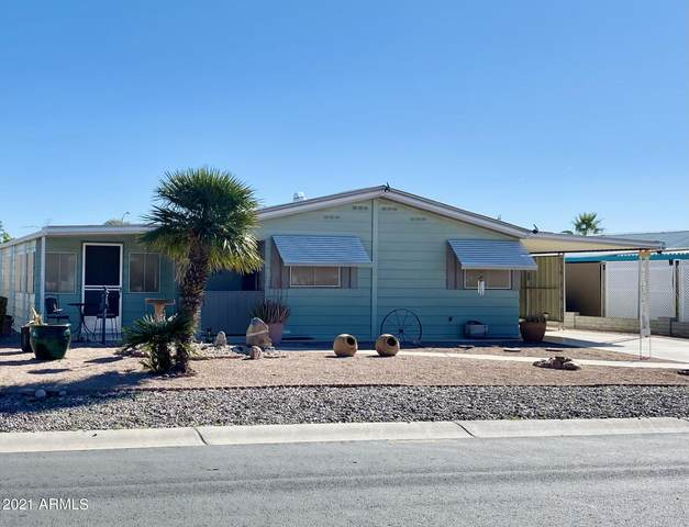 3607 N Ohio Avenue, Florence, AZ 85132 (MLS #6190507) :: Nate Martinez Team