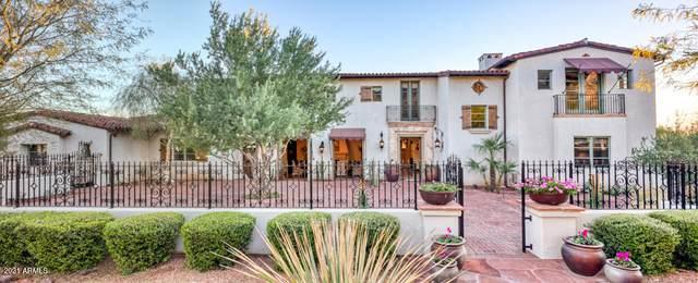 5729 E Cactus Wren Road, Paradise Valley, AZ 85253 (MLS #6190510) :: Devor Real Estate Associates