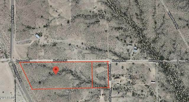0 W Buckeye Road, Tonopah, AZ 85354 (MLS #6190525) :: The Dobbins Team