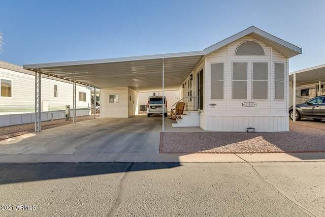 111 S Greenfield Road #238, Mesa, AZ 85206 (MLS #6190541) :: D & R Realty LLC