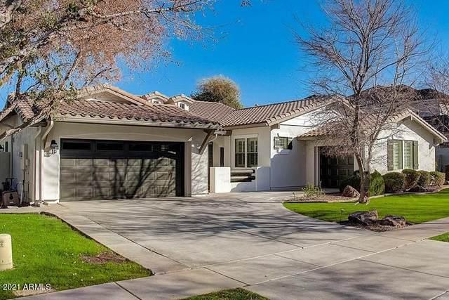3132 E Sierra Madre Avenue, Gilbert, AZ 85296 (MLS #6190578) :: Yost Realty Group at RE/MAX Casa Grande