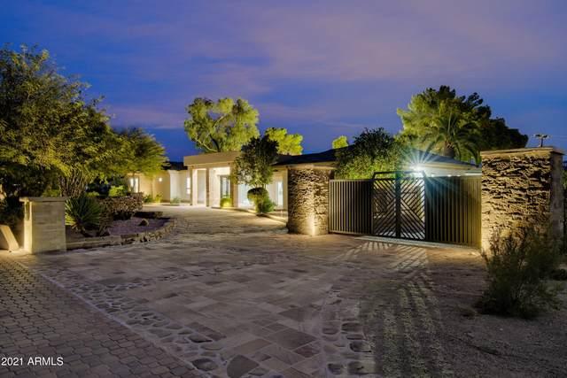 8139 E Desert Cove Avenue, Scottsdale, AZ 85260 (MLS #6190632) :: The Riddle Group