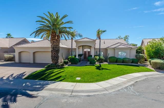 9445 E Shangri La Road, Scottsdale, AZ 85260 (MLS #6190659) :: Yost Realty Group at RE/MAX Casa Grande