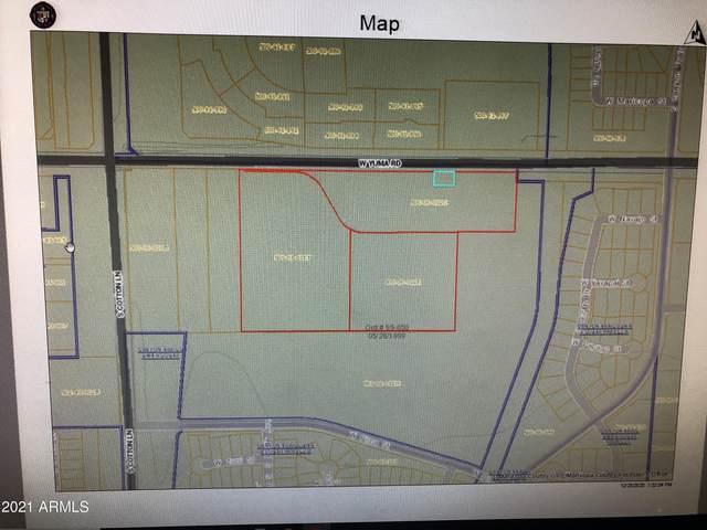 16825 W Yuma Road, Goodyear, AZ 85338 (MLS #6190667) :: Yost Realty Group at RE/MAX Casa Grande