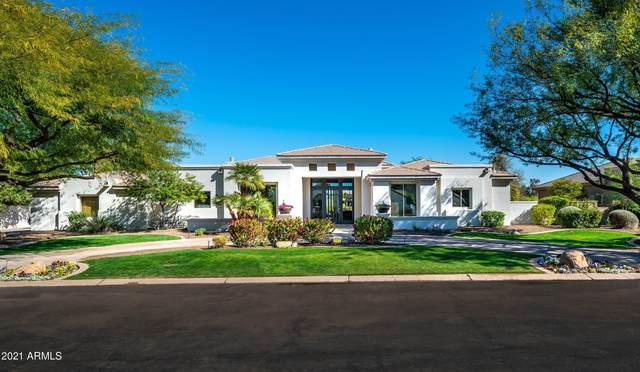 7118 E Foothill Drive, Paradise Valley, AZ 85253 (MLS #6190737) :: Yost Realty Group at RE/MAX Casa Grande