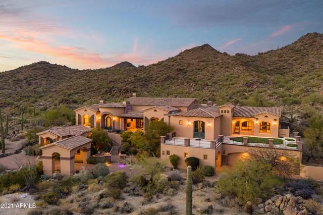 8347 E View Crest Circle, Mesa, AZ 85207 (MLS #6190811) :: Yost Realty Group at RE/MAX Casa Grande