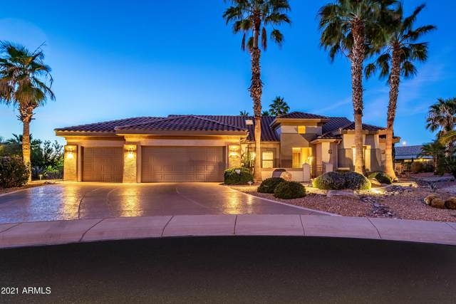 19827 N Valencia Court, Surprise, AZ 85374 (MLS #6190823) :: Yost Realty Group at RE/MAX Casa Grande