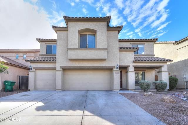 42815 W Arizona Avenue, Maricopa, AZ 85138 (MLS #6190853) :: Yost Realty Group at RE/MAX Casa Grande