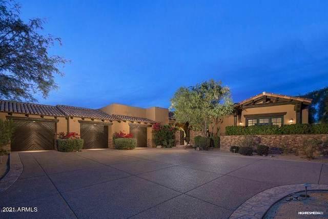 9290 E Thompson Peak Parkway #432, Scottsdale, AZ 85255 (MLS #6190858) :: BVO Luxury Group