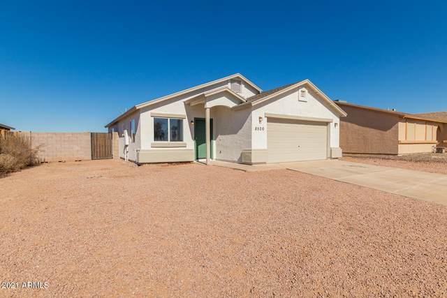 8500 W Swansea Drive, Arizona City, AZ 85123 (MLS #6190883) :: Long Realty West Valley