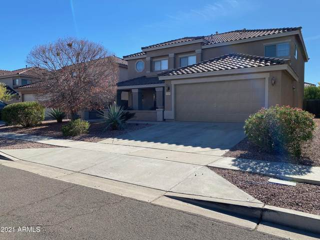3139 W Maya Way, Phoenix, AZ 85083 (MLS #6190906) :: Yost Realty Group at RE/MAX Casa Grande