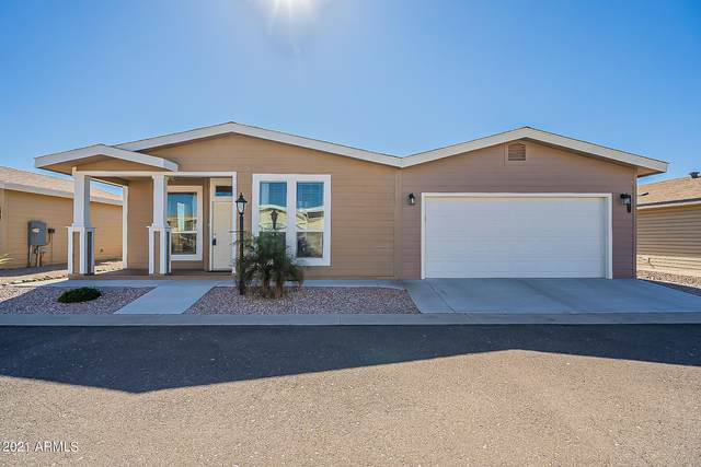 3301 S Goldfield Road #6062, Apache Junction, AZ 85119 (MLS #6190988) :: Long Realty West Valley