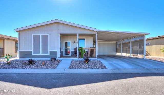 1837 N Thornton Road #15, Casa Grande, AZ 85122 (MLS #6191004) :: Long Realty West Valley