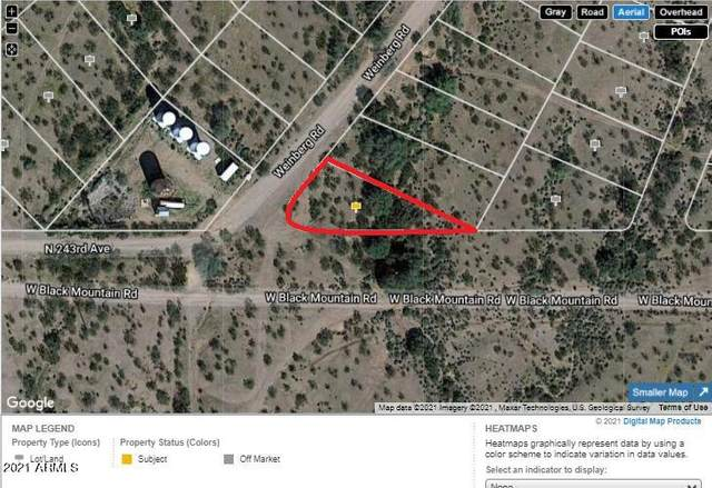 475 Weinberg Road, Morristown, AZ 85342 (MLS #6191072) :: Service First Realty
