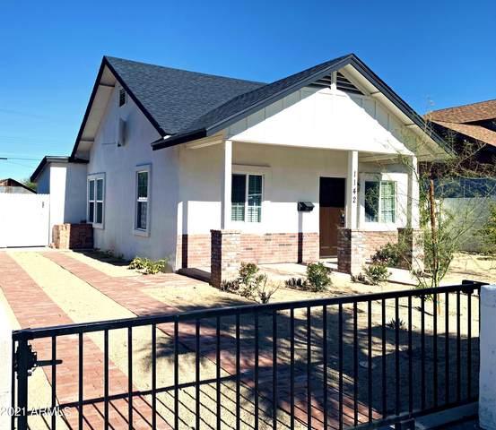 1142 E Garfield Street, Phoenix, AZ 85006 (MLS #6191092) :: Yost Realty Group at RE/MAX Casa Grande