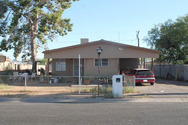 2037 E Charleston Avenue, Phoenix, AZ 85022 (MLS #6191158) :: Long Realty West Valley
