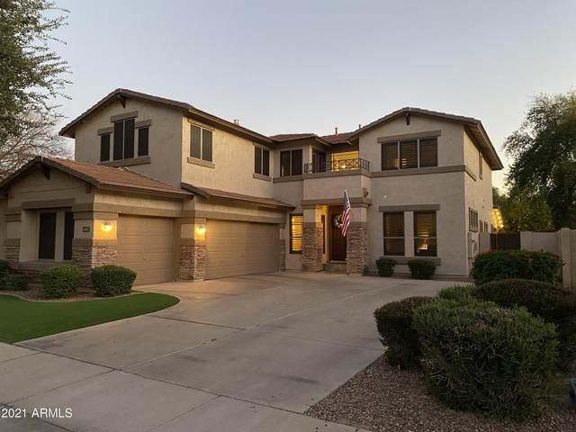 4637 E Ironhorse Road, Gilbert, AZ 85297 (MLS #6191187) :: Yost Realty Group at RE/MAX Casa Grande