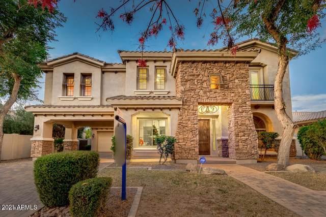 4320 E Santa Fe Lane, Gilbert, AZ 85297 (MLS #6191198) :: Zolin Group