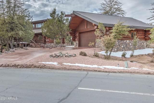 916 N Scenic Drive, Payson, AZ 85541 (MLS #6191210) :: Yost Realty Group at RE/MAX Casa Grande
