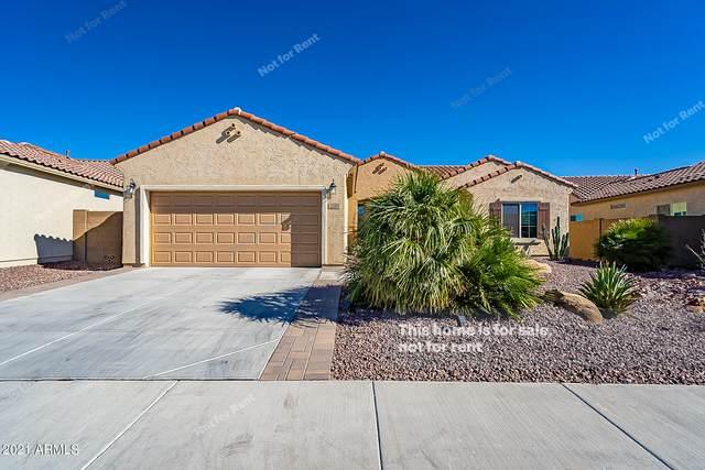 2281 N Hidden Canyon Drive, Florence, AZ 85132 (MLS #6191217) :: Yost Realty Group at RE/MAX Casa Grande