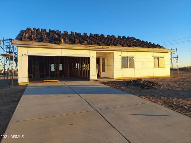 8166 W Zillesa Drive, Arizona City, AZ 85123 (MLS #6191224) :: Yost Realty Group at RE/MAX Casa Grande