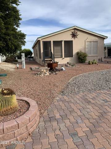 30927 S Fort Apache Drive, Congress, AZ 85332 (MLS #6191321) :: Yost Realty Group at RE/MAX Casa Grande