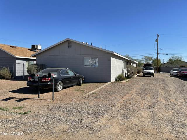 1705 S 2ND Place, Phoenix, AZ 85004 (MLS #6191343) :: Long Realty West Valley