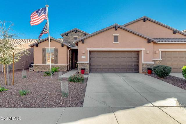 41629 W Monsoon Lane, Maricopa, AZ 85138 (MLS #6191349) :: The Dobbins Team