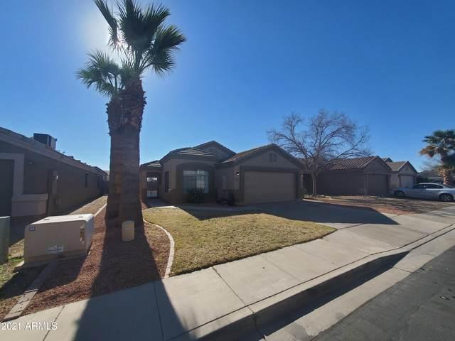 12833 W Crocus Drive, El Mirage, AZ 85335 (MLS #6191352) :: Yost Realty Group at RE/MAX Casa Grande