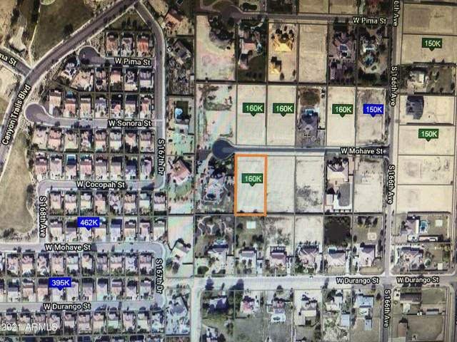 16679 W Mohave Street, Goodyear, AZ 85338 (MLS #6191473) :: Yost Realty Group at RE/MAX Casa Grande