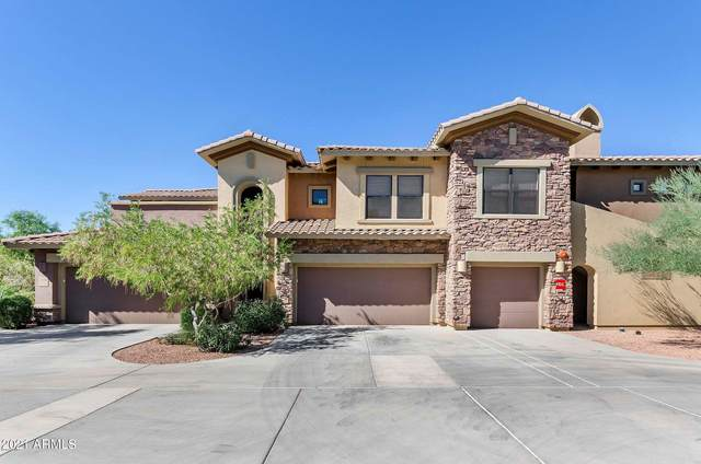 21320 N 56TH Street #1160, Phoenix, AZ 85054 (MLS #6191488) :: Long Realty West Valley