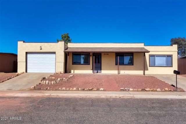 4907 E De Medici Drive, Sierra Vista, AZ 85635 (MLS #6191536) :: Long Realty West Valley