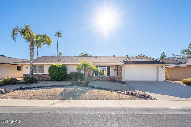 19633 N Welk Drive, Sun City, AZ 85373 (MLS #6191575) :: Yost Realty Group at RE/MAX Casa Grande