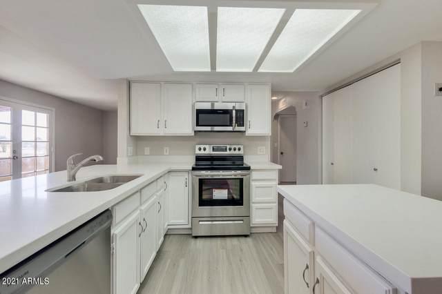8301 W Monaco Boulevard, Arizona City, AZ 85123 (MLS #6191586) :: Yost Realty Group at RE/MAX Casa Grande