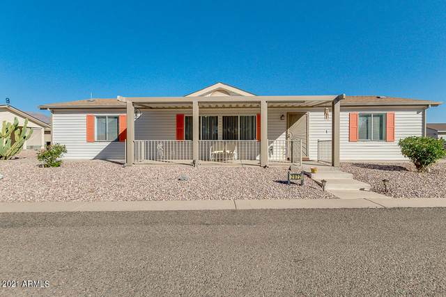 3301 S Goldfield Road #2022, Apache Junction, AZ 85119 (MLS #6191596) :: D & R Realty LLC