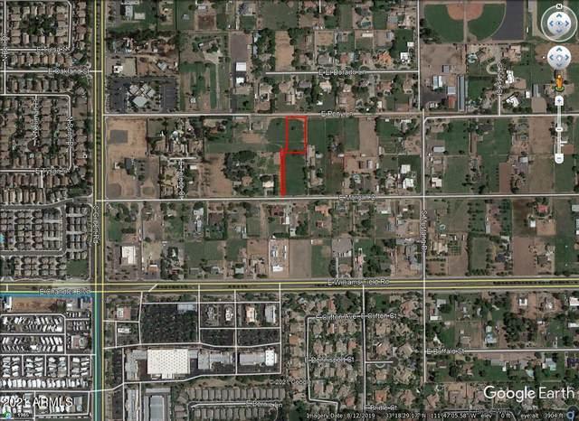 0000 E Morgan Drive, Gilbert, AZ 85295 (MLS #6191614) :: The Daniel Montez Real Estate Group