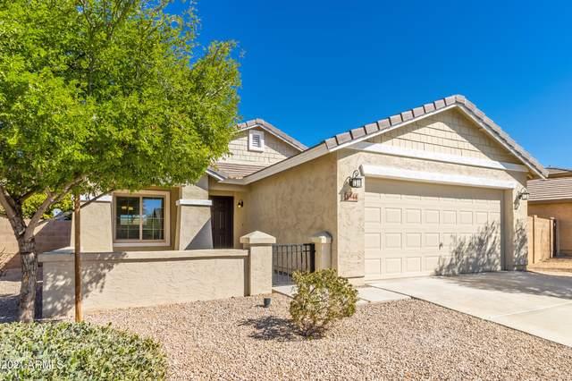 1344 E Natasha Drive, Casa Grande, AZ 85122 (MLS #6191642) :: Yost Realty Group at RE/MAX Casa Grande