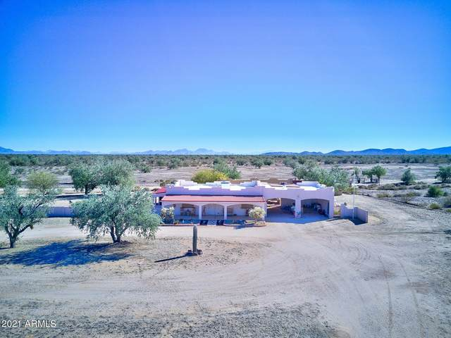 37985 W Grove Road, Stanfield, AZ 85172 (MLS #6191708) :: Service First Realty
