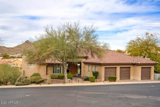 1364 E Victor Hugo Avenue, Phoenix, AZ 85022 (MLS #6191772) :: Keller Williams Realty Phoenix
