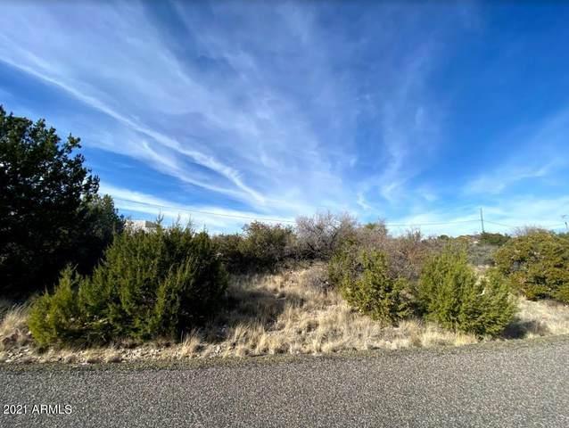 20534 E Cedar Canyon Drive, Mayer, AZ 86333 (MLS #6191813) :: Yost Realty Group at RE/MAX Casa Grande