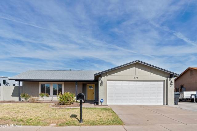 578 W Caroline Lane, Chandler, AZ 85225 (MLS #6191814) :: Yost Realty Group at RE/MAX Casa Grande