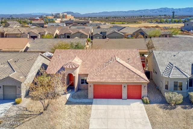 353 Desert Trail Drive, Sierra Vista, AZ 85635 (MLS #6191832) :: Yost Realty Group at RE/MAX Casa Grande