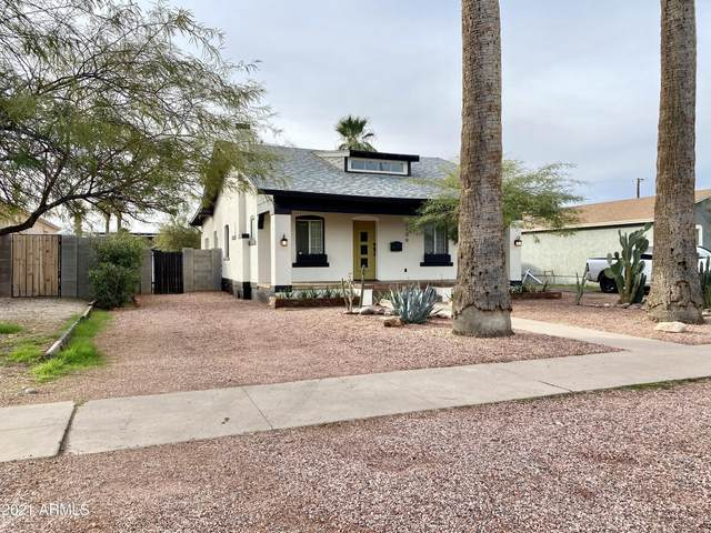 2109 W Jefferson Street, Phoenix, AZ 85009 (MLS #6191887) :: Yost Realty Group at RE/MAX Casa Grande