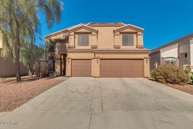 43282 W Estrada Street, Maricopa, AZ 85138 (MLS #6191930) :: Yost Realty Group at RE/MAX Casa Grande