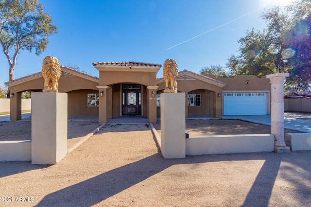 6303 N 65TH Drive, Glendale, AZ 85301 (MLS #6191932) :: Long Realty West Valley