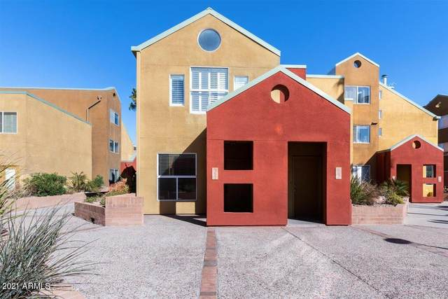154 W 5TH Street #157, Tempe, AZ 85281 (MLS #6191941) :: Long Realty West Valley