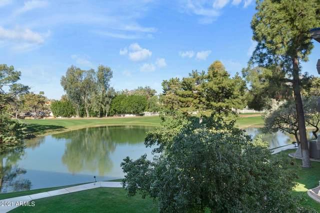 5124 N 31ST Place #535, Phoenix, AZ 85016 (MLS #6191950) :: The Laughton Team